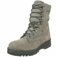Wellco S161 USAF Sage Green Combat Boot Steel Safety Toe 13.5