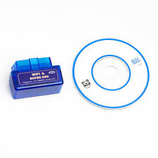 Super Mini ELM327 WiFi OBD2 OBDII Car Automotive Diagnostics Scanner Code Reader