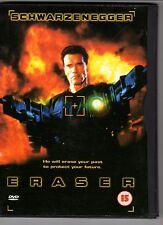 (GU947) Eraser - 1999 DVD