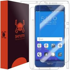 Skinomi FULL BODY Clear Skin+Screen Protector for Huawei Honor 8