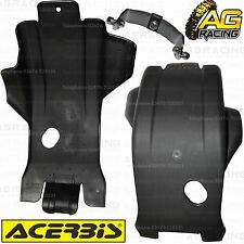 Acerbis Black Skid Plate Sump Guard For KTM SXF 350 2011-2015 Motocross Enduro