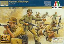 Italeri 1/72 (20mm) WWII German Afrika Korps (Esci)