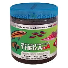 New Life Spectrum Thera+A Small Fish Formula Sinking .5mm Pellets +Garlic