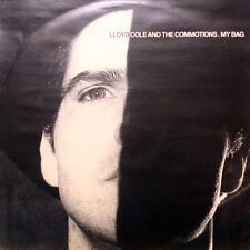 """LLOYD COLE & THE COMMOTIONS """" My Bag. Perfect Skin, Jesus Said"""". 12"""".  1987. UK."""