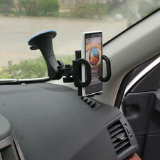 Universal Car Truck Windshield Long Arm Mount Holder For Nokia Lumia Mobile