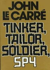 George Smiley Novels: Tinker, Tailor, Soldier, Spy by John Le Carré (1974,...