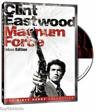 Magnum Force (DVD, 2008, Deluxe Edition)