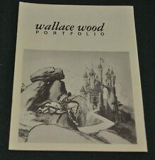 WALLACE WOOD PORTFOLIO (5.0) 1960'S FANZINE