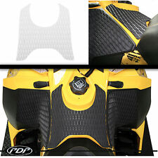 2013+ Ski Doo SUMMIT / 2014+ Free Ride 600, 800 PDP Snowmobile Tank Pad - WHITE
