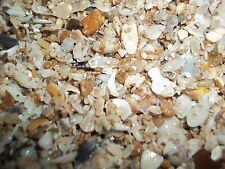 1kg reef crush soil stone Garden Home Decor Marble Chips pebbles wooden table