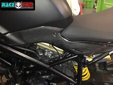 ducati streetfighter 1098 848 carbon fibre side panels . Left and right