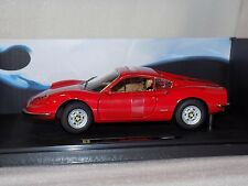 FERRARI  DINO 246GT RED  ELITE  N2044  1:18