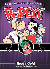 Popeye, Vol. 2 : Giddy Gold and Other Fu DVD