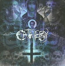 Catalepsy Godless CD NEW SEALED hardcore death metal hatebreed integrity