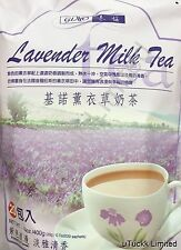 14oz Gino Lavender Milk Tea 20 Sachets