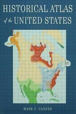 Historical Atlas of the United States-ExLibrary