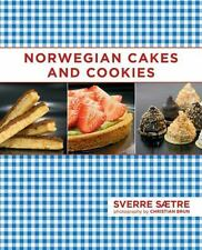 Norwegian Cakes and Cookies, NEW BOOK