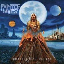 Painted Wives Obsessed With The End vinyl LP NEW sealed