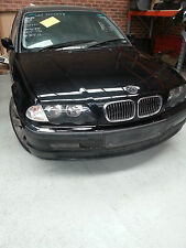 BMW E46 325i 2001 manual WRECKING/PARTS