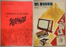 Nelli Vinti Cronache di un anno da SPACCANAPOLI 1965 Dominicis Napoli
