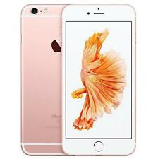 APPLE IPHONE 6S 64GB sellado de fábrica, Desbloqueado, 1YR Oro Rosa Apple Garantía -