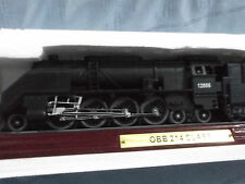 BOXED ATLAS EDITIONS MODEL TRAIN STATIC LOCOMOTIVE - OBB 214 CLASS