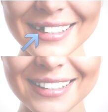 2 x Provisorischer Zahnersatz Quick Dental Tooth  Für ca. 20 Zahn Implantate