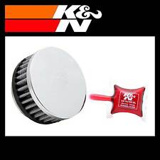 K&N RC-2880 Air Filter - Universal Chrome Filter - K and N Part