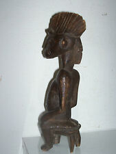 old African statue.ancienne  Statue africaine Senufo african art africain tribal