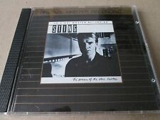 Sting ‎– The Dream Of The Blue Turtles CD 24k gold disc from Mobile Fidelity Lab