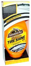 Armor All EXTREME TIRE SHINE GEL Control Applicator HIGH QUALITY Wet Black Shine