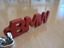 BMW Key Chain Ring- Red