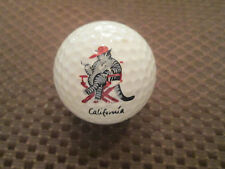LOGO GOLF BALL-CALIFORNIA.....CAT IN CHAIR LOGO.....CUTE