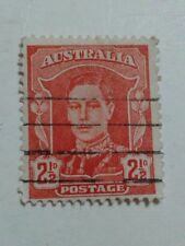 AUSTRALIA KING GEORGE V STAMP - 2.5d
