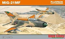 New Eduard Profipack 1:48th scale MiG-21MF Fighter Aircraft