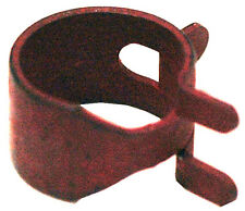 CLAMP HOSE 1/4In. Fuel LINE (RED) 791850,93053,95162S PACK OF 100 (5905)