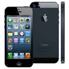 Apple iPhone 5 32GB Desbloqueado GSM A1429 (EU Version) Smartphone Negro