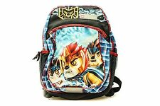 NEW LEGO LEGENDS OF CHIMA GRAPHIC KIDS BACKPACK SCHOOL BAG BOOKS CARRING CASE
