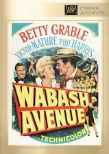 Wabash Avenue DVD (1950) - Betty Grable, Victor Mature, Phil Harris Henry Koster
