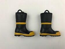 Urban Firefighter Boots by 21st Century Toys 1/6th Scale Action Figure