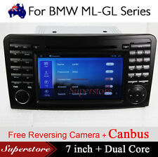 "7"" Car Car DVD GPS  for Mercedes Benz ML GL Class ML320 ML300 ML350 Android 5.1"
