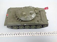 Vintage Battery Operated Carro Armato TANK U.S. ARMY 80s