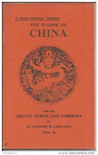 CHINA. The Stamps of China with the Treaty Ports & Formosa by L. Cane