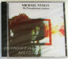 MICHAEL NYMAN - THE DRAUGHTSMAN'S CONTRACT - CD Sigillato Soundtrack