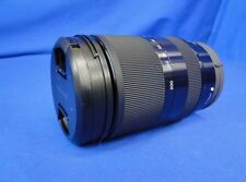 Sony SEL18200LE E 18-200mm F3.5-6.3 OSS Lens Black E-Mount Japan model New
