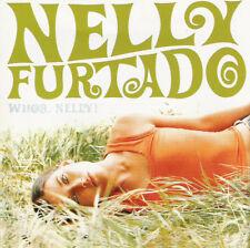 Nelly FURTADO Whoa Nelly! enhanced CD album BRAND NEU