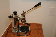 La Pavoni La Aavoni Europiccola Espresso Machine Model Ambassador Coffee Espress