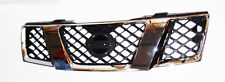 Front Radiator Grille Chrome & Black For Nissan Navara D40/Pathfinder R51  01/10