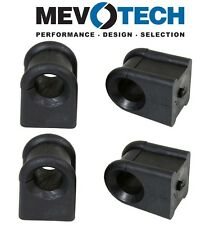 Jeep Grand Cherokee 99-04 Pair Set of Front Sway Bar Bushings Mevotech MS258108