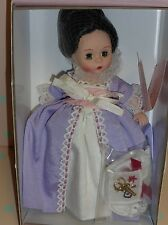 "Madame Alexander 8"" Doll - HANNAH - COLONIAL WILLIAMSBURG EXCLUSIVE"
